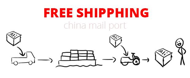mua hàng trên AliExpress - free shipping về Việt Nam