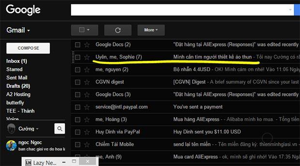 một khách hàng tìm đến mình thông qua blog toihocdohoa.com