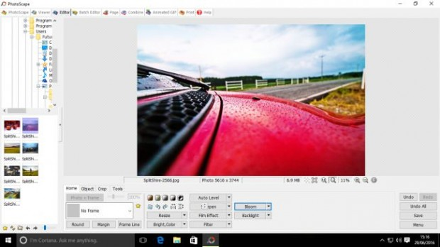 phần mềm chỉnh sửa ảnh miễn phí paint net